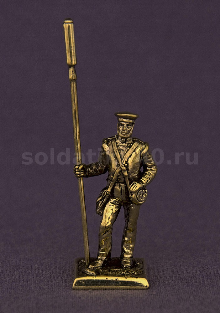 Солдатик артиллерист пешей артиллерии, №6