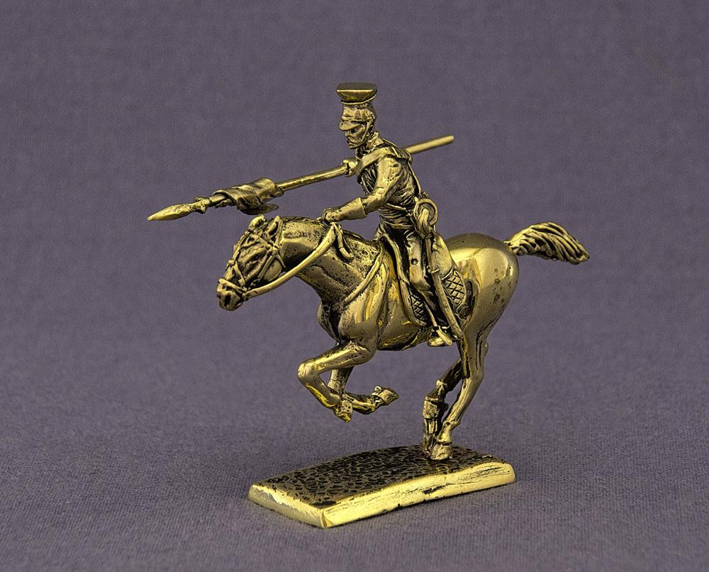 Рядовой Уланского полка
