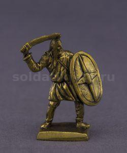 Скифский воин, IV век до н.э. №7
