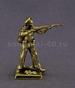 Морской пехотинец с винтовкой, №2