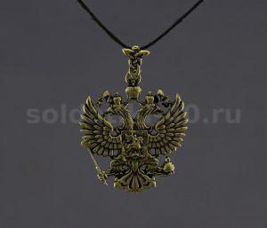Кулон Герб России
