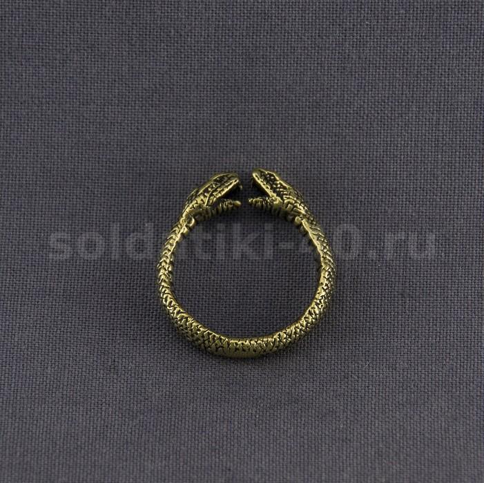 Кольцо ужики