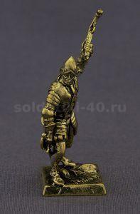 Мальтийский сержант с пистолетом, №2