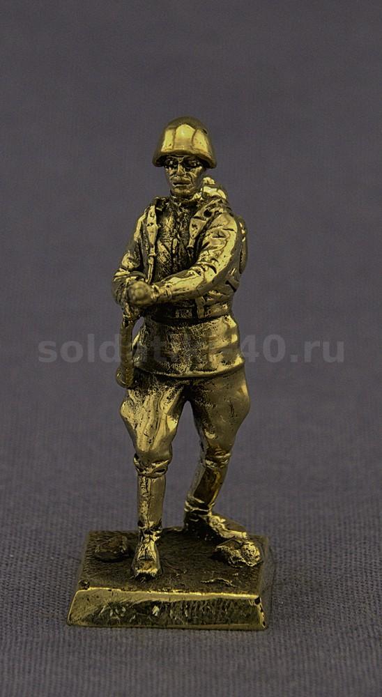 Солдатик с огнеметом, №6