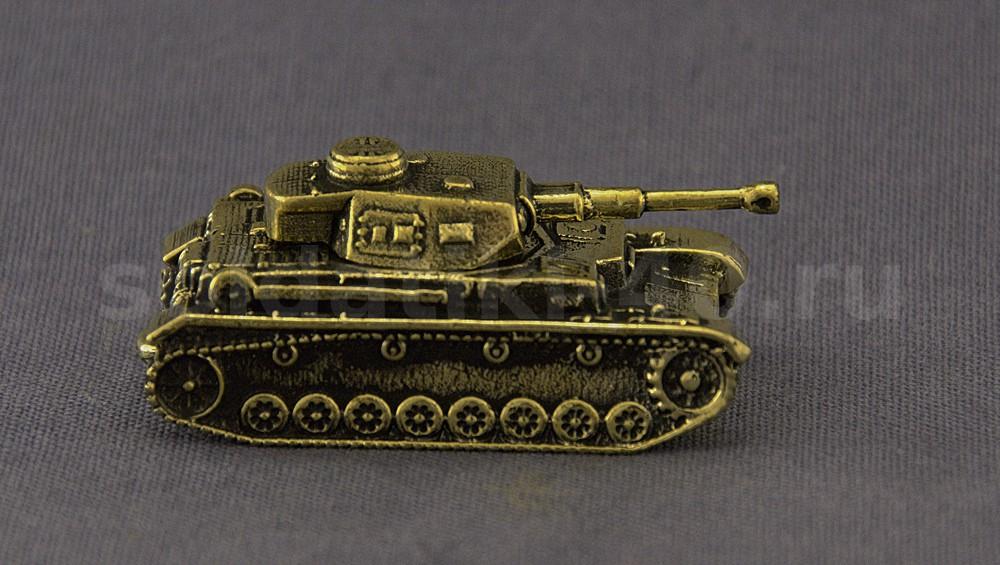 Немецкий Танк Pz IV-F