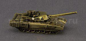 Модель танка Армата