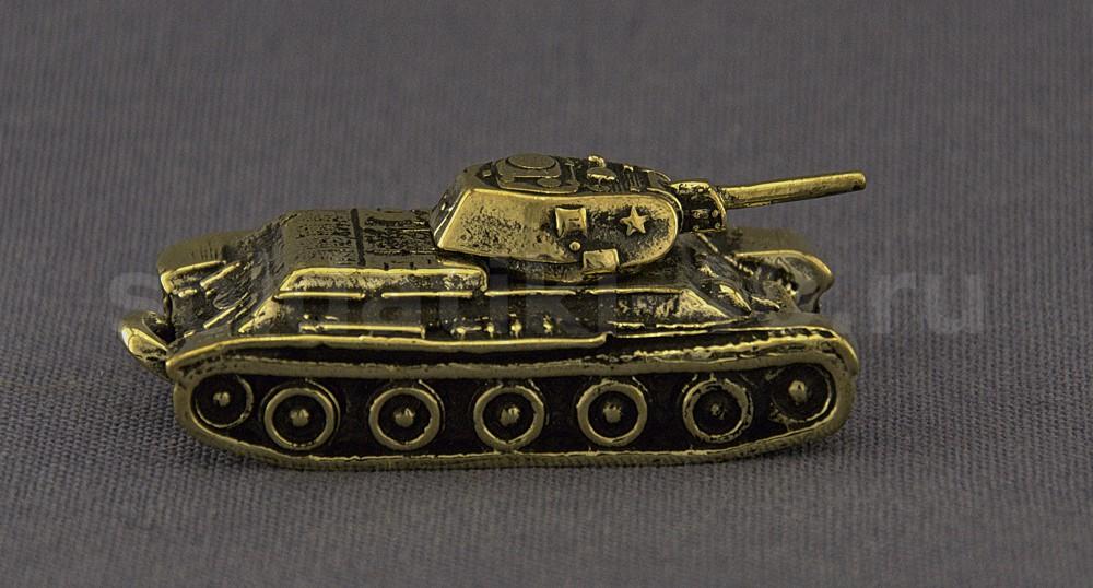 Модель танка Т-34