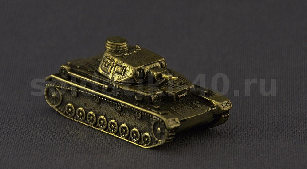 Немецкий танк PZ-IV-D