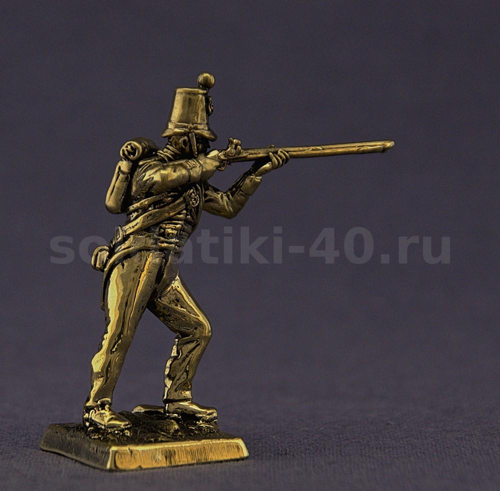 Рядовой пехотного полка №2