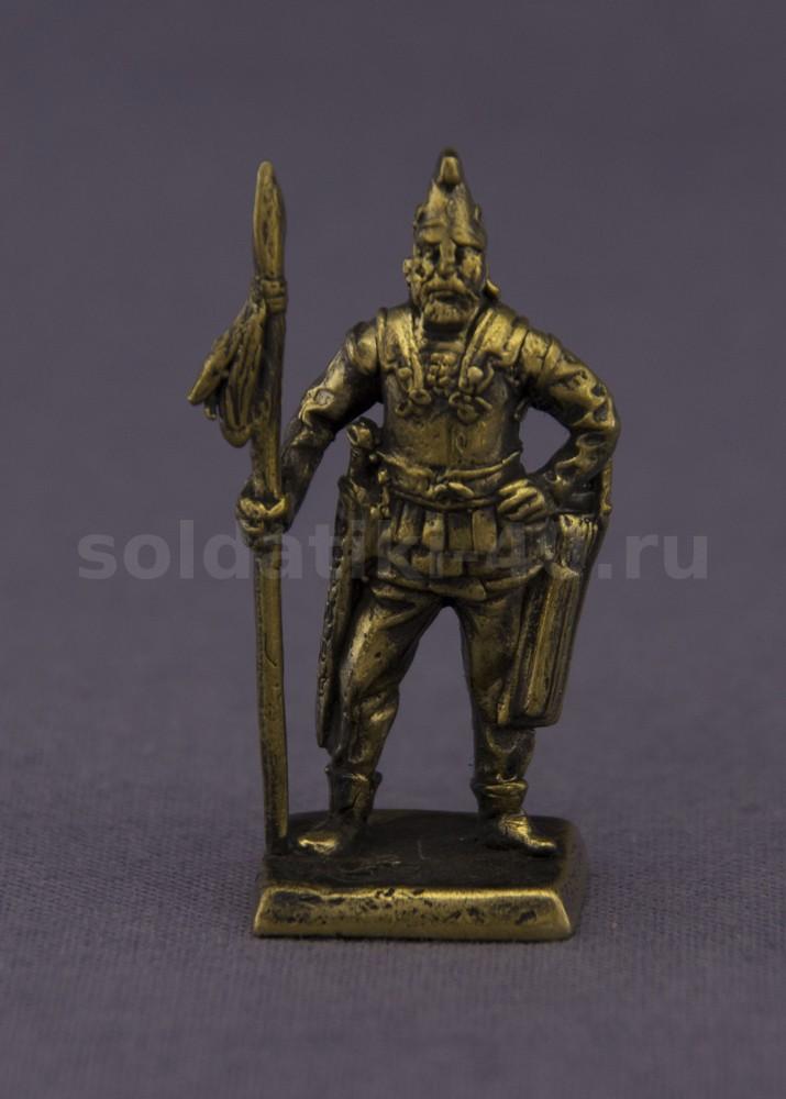 Скифский воин, №3