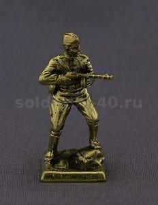 Солдатик с автоматом, №5
