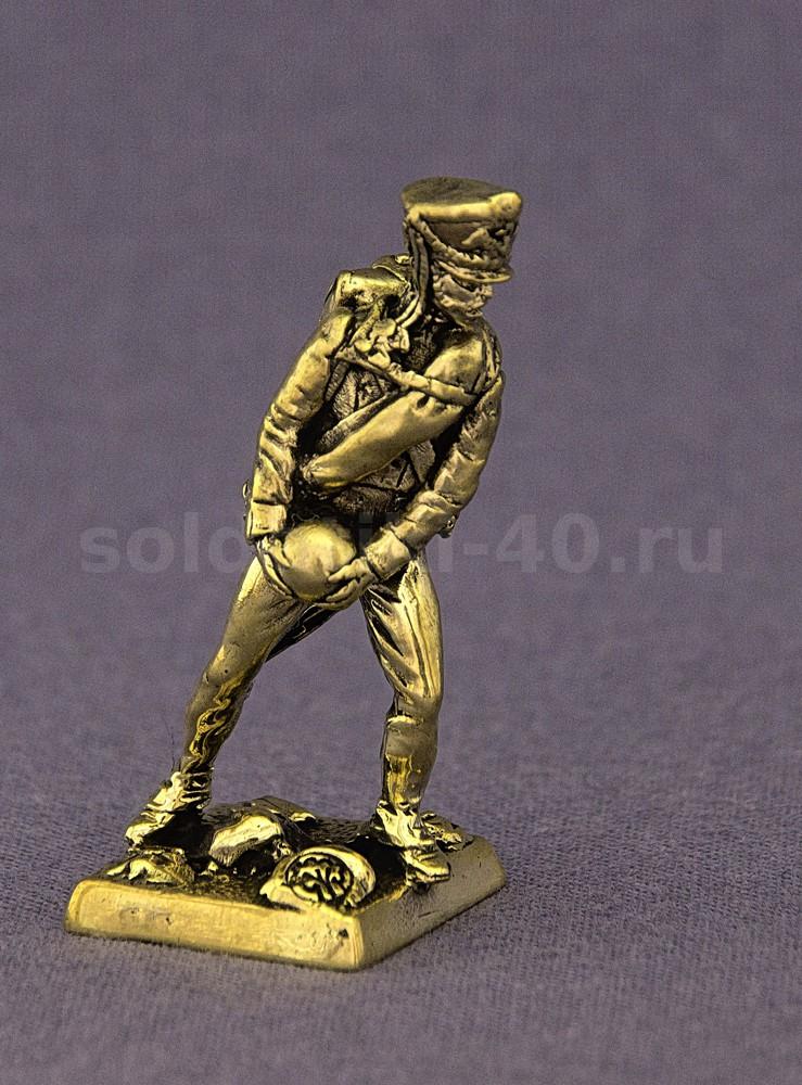 Бомбардир Русской армии, №7