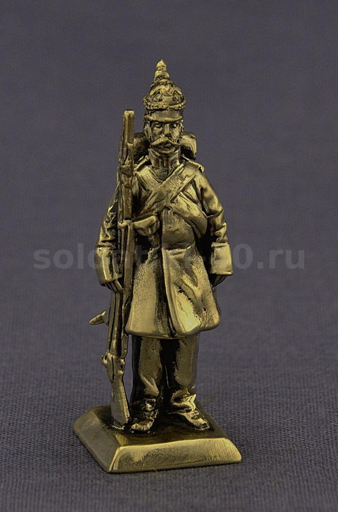 Рядовой Минского пехотного полка