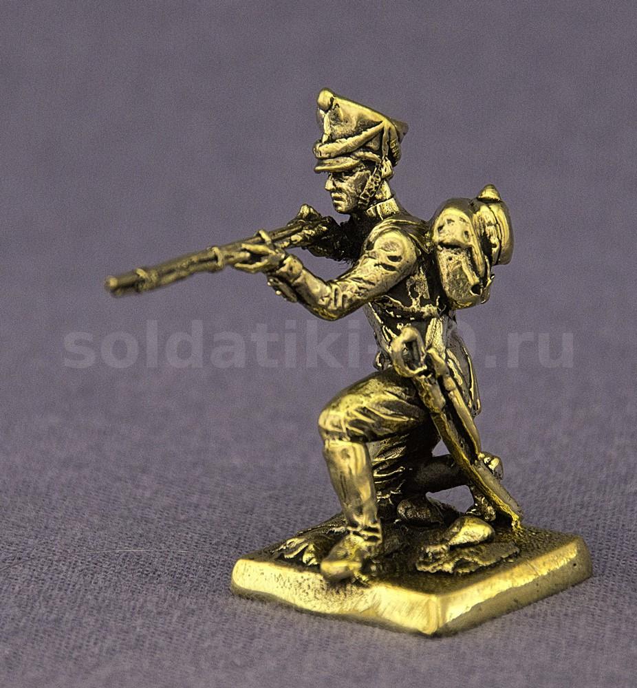 Рядовой егерского полка, №1