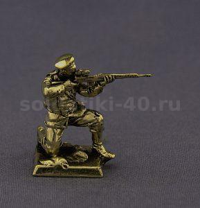 Солдатик снайпер, №3