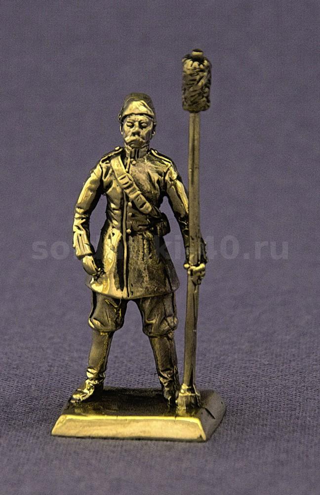 Артиллерист турецкой армии