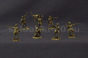 Рыцари Мальтийского Ордена – набор солдатиков