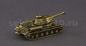 Модель танка ИС-2
