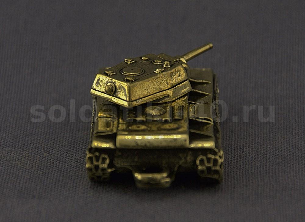Модель танка КВ-1