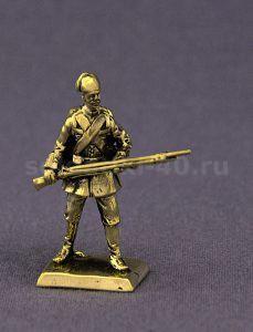 Легкий пехотинец Турецкой армии №6