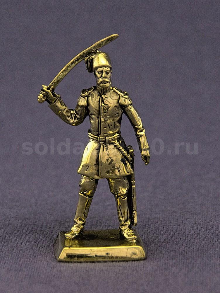 Офицер линейной пехоты №1