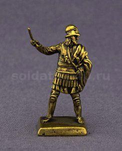 Греческий колонист, военачальник, №4