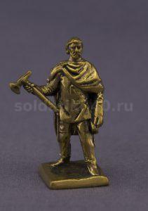 Скифский воин ополченец №1