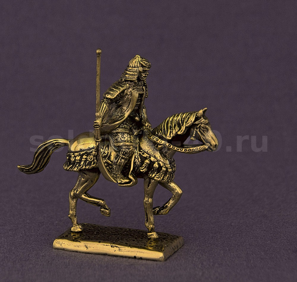 Самурай на коне